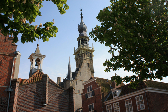 Veere, city hall