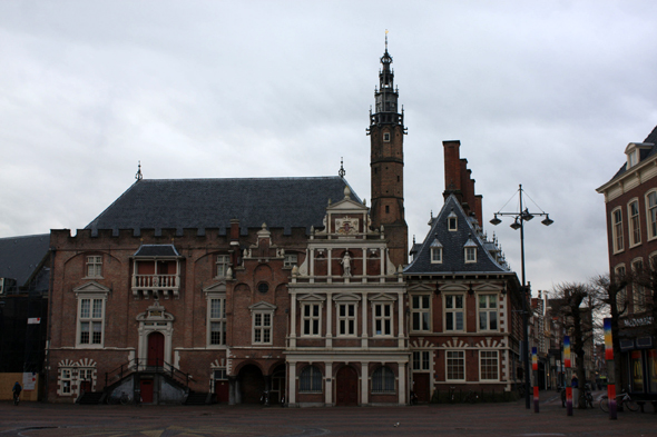 Haarlem, Grand'Place