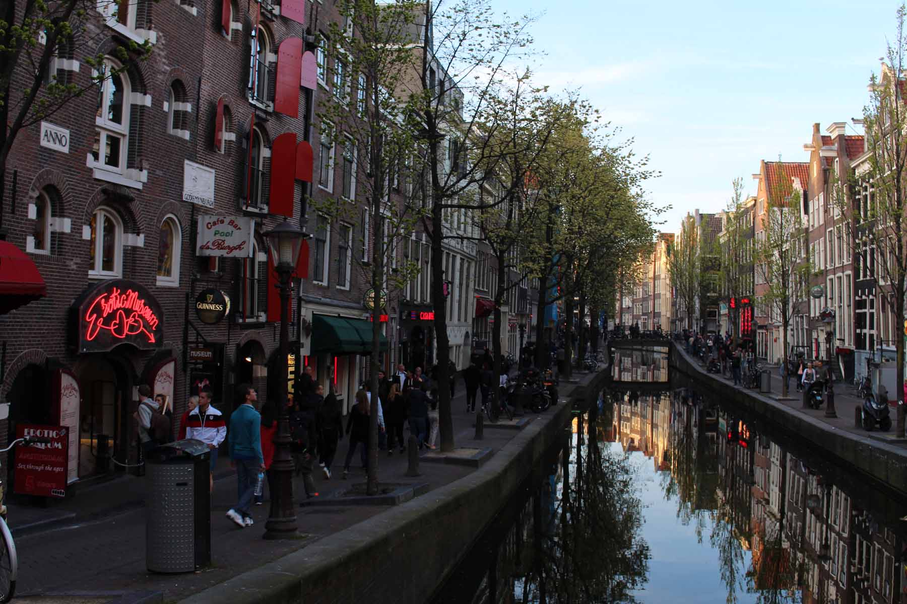 Amsterdam, Red Light district