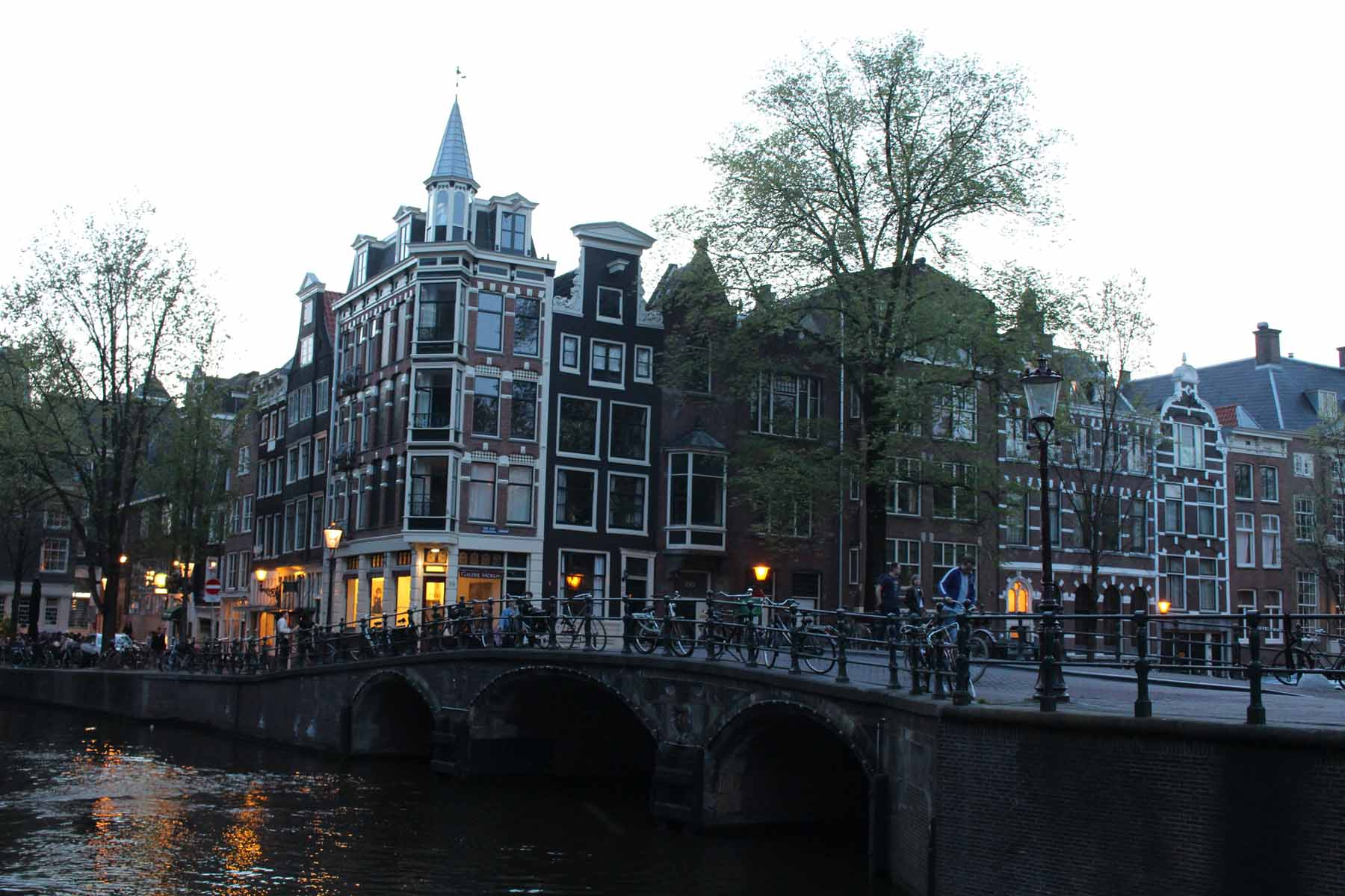 Amsterdam, bridge, Grimburgwal
