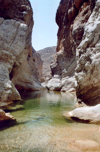 Wadi Bani Khaled, Sultanate of Oman