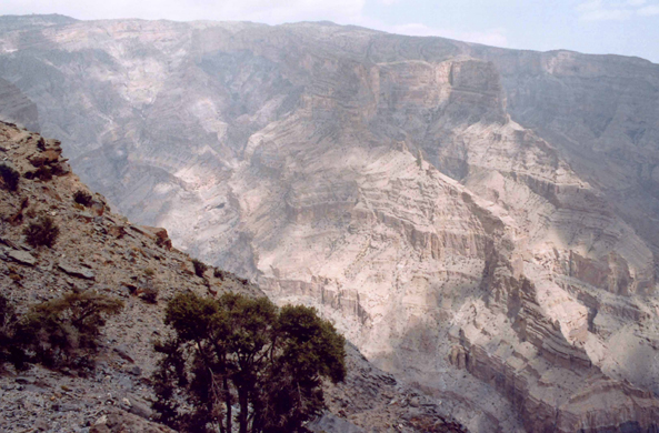 Jabal Shams, mountain