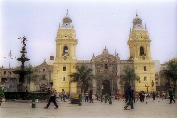 Lima, catedral