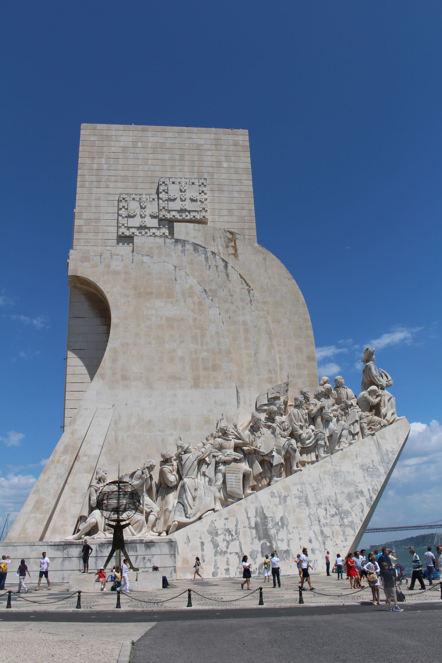 Lisbon, monument of the Discoveries