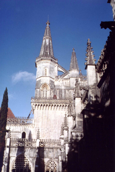 Batalha, church