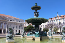 Plaza Dom Pedro IV
