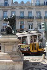 Praça Luis de Camoes