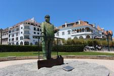 Estatua de Don Carlos I