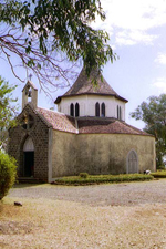 Pointed chapel