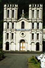 Eglise de Salazie