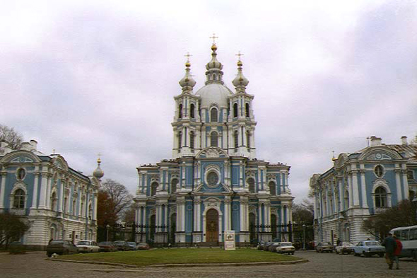 Saint-Petersbourg, Smolny