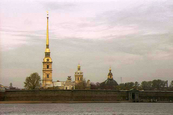 St. Petersburg, Peter and Paul forteress