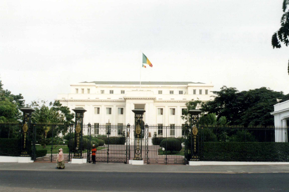 Dakar, Presidency, Republic