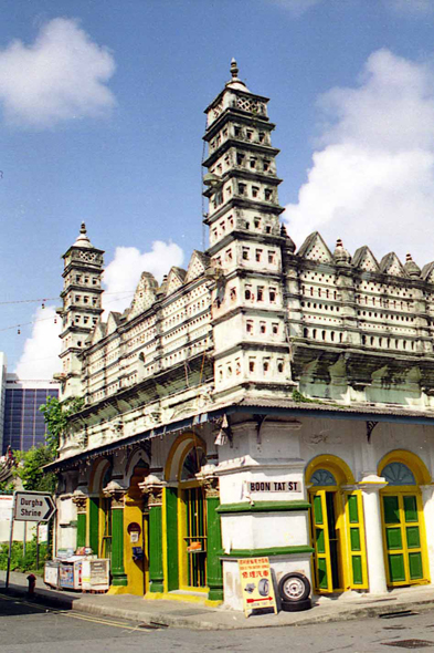 Singapore, Nagore Durgha Shrine mosque