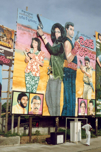 Colombo, posters