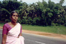 Habitante de Sri Lanka