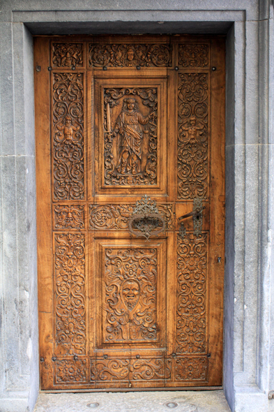 Sion, puerta