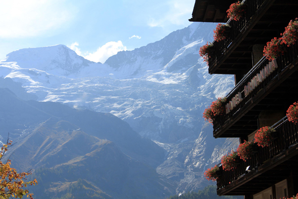 Saas-Fee, la perle des Alpes
