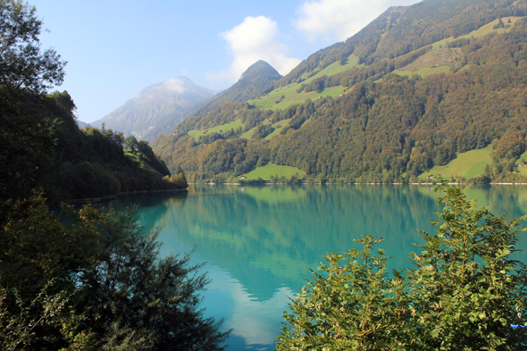 Lungern, lac, Suisse