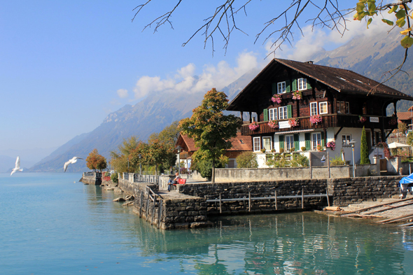 Brienz, Switzerland