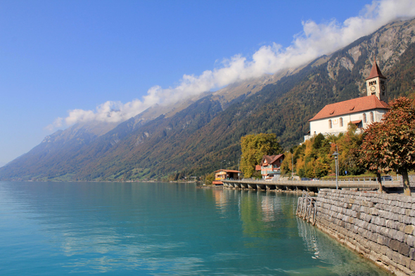 Brienz lac - Lac de brienz ...