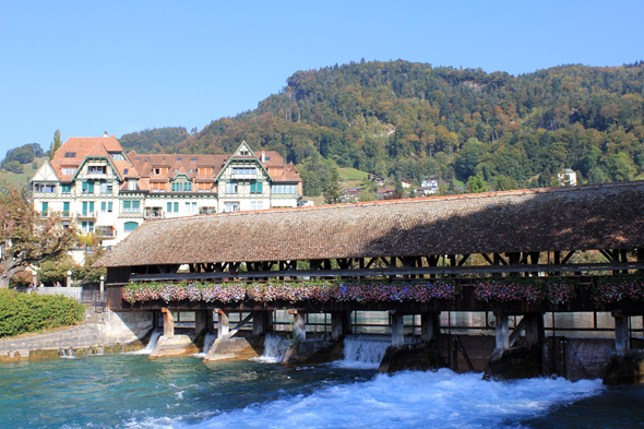 Thun, bridge