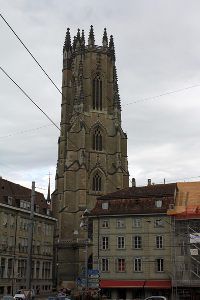 Fribourg, cathédrale