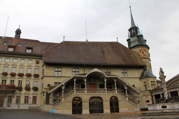 Fribourg, City Hall