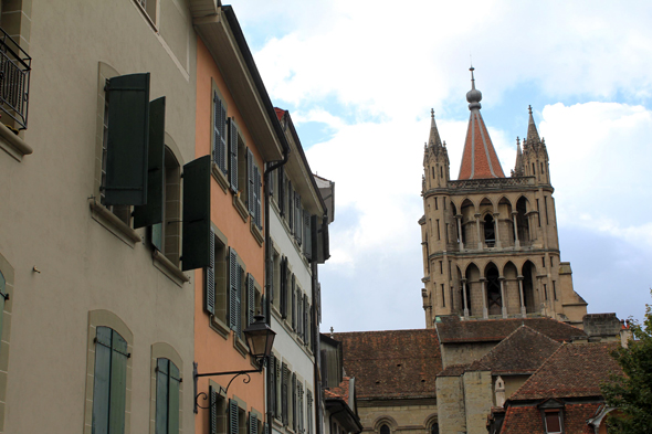 Lausana, catedral