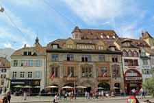Place Barfüsserplatz