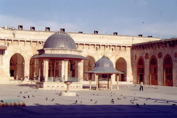 Great Mosque, Aleppo
