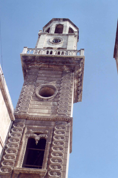 Aleppo, Great Mosque, minaret