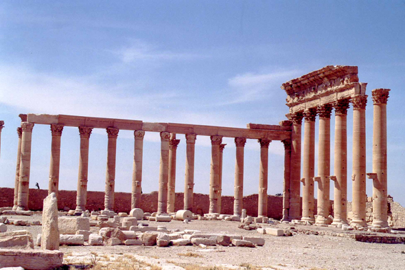 Palmyra, Temple of Bêl
