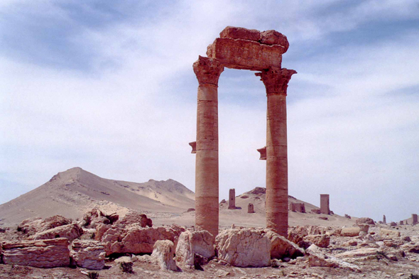 Palmyra, Roman Empire