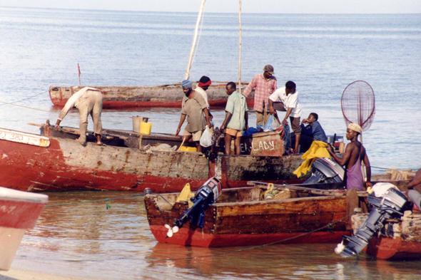 Port of Zanzibar