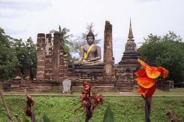 Wat Sra Si, Thailand