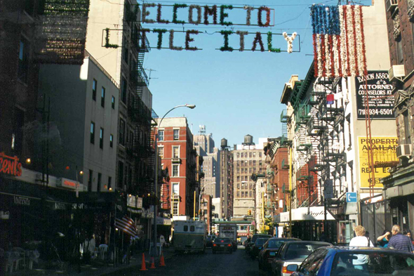 Nueva York, Little Italy