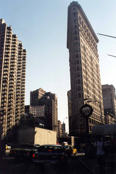 Nueva York, Flat Iron Building
