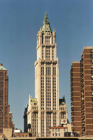 Nueva York, Woolworth Building