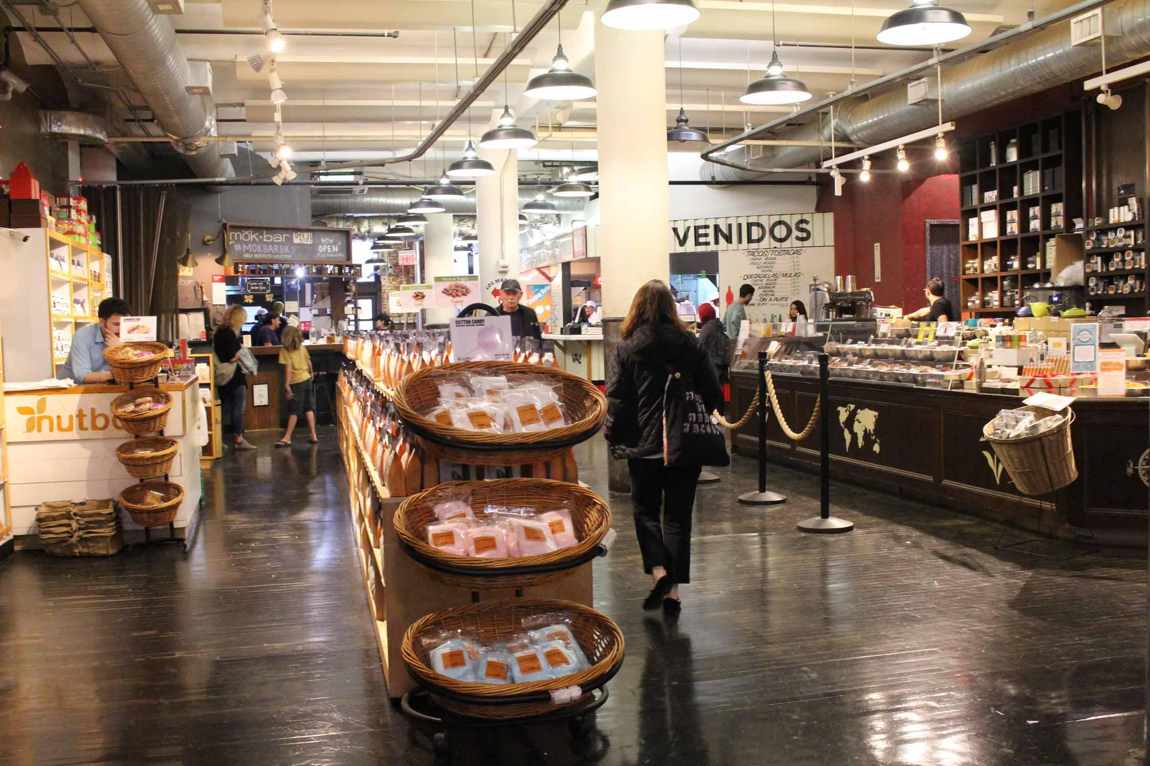 New York Manhattan Chelsea Market