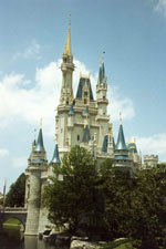 Magic Kingdom - Orlando