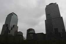 Les tours du 225 Liberty street