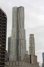 Tour New York by Gehry