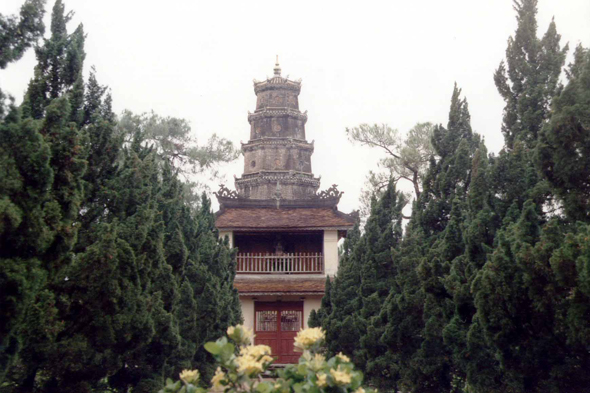 Huê, temple Thien Mu
