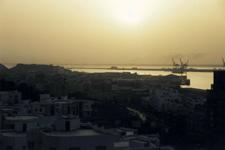 Aden harbour