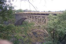 Pont sur le Zambèze